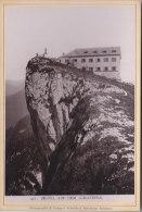 KABINETTFOTO 1892, Hotel Auf Dem Schafberg, Salzburg, 16.AUG 1892 - Antiche (ante 1900)