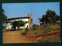 TOGO - Maison De Priere De Dalwak (Church) Used Postcard Mailed To The UK As Scans - Togo