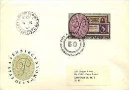 1976  50è Ann Imprimerie De La Monnaie Budapest  Timbre Non Dentelé  MiNr 3097B - FDC