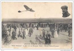 Semaine D´aviation De Rouen De Juin 1910 - 2 Scans - Meetings