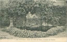 13 - AIX-en-PROVENCE - Jardin De L'Hôtel De Ribbe - Fontaine De Neptune (Coll. C.M.) - Aix En Provence