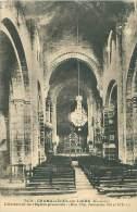 43 - CHAMALIERES-sur-LOIRE - L'Intérieur De L'Eglise Prieurale (N° 7129) - France