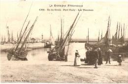VENTE FLASH -  Au 1er Enchérisseur; GROIX - PORT TUDY - Les THONNIERS - WARON éditeur - Other Municipalities