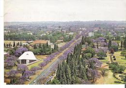 Salisbury, Rhodesia Zimbabwe  A View Towards The Northern Suburbs - Zimbabwe