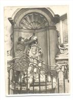 BRUXELLES - Photo ( 12 X 17 Cm)  Habillage De Manneken-pis (b126) - Lugares