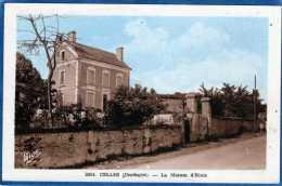 24 CELLES LA MAISON D' ECOLE - France