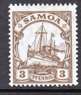 Germany Samoa 70     *  Wmk - Colony: Samoa