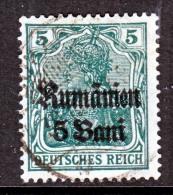 Germany Occupation Romania  3N8  (o) - Occupation 1914-18