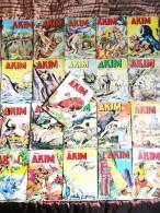 AKIM - Lot De 21 Numéros - Akim