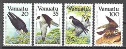 Vanuatu: Yvert N°710/3**; MNH; Oiseaux; Birds; Vögel; Faucon - Vanuatu (1980-...)