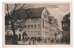 Cpa Allemagne Zweibrücken Ludwigsschule - Zweibruecken