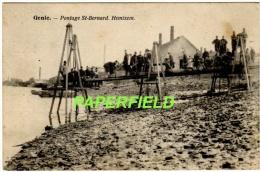 HEMIKSEM / HEMIXEM - Génie - Pontage St-Bernard - Hemiksem