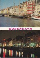 Dinamarca--Copennhagen--Nyhavn--a, Francia - Dinamarca