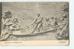 BUDAPEST : Hollo Barnabas Muve. 2 Scans. - Hongrie