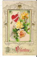 Be My Valentine  With Hidden Picture - Valentine's Day