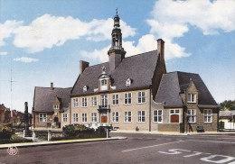 Belgique - Ooostduinkerke - Place Maison Communale - Oostduinkerke
