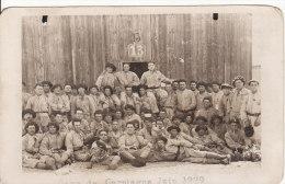 Carte Postale Photo Militaire Français - CARPIAGNE (Bouche Du Rhône) Chasseurs Alpins N° 2 -MAI 1930 - Régiments