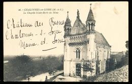 49 CHALONNES SUR LOIRE / La Chapelle Sainte Barbe Des Mines / - Chalonnes Sur Loire