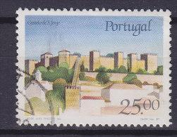 Portugal 1987 Mi. 1732    25.00 (E) Kastell Von S. Jorge (Lissabon) - 1910-... République