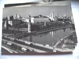 Rusland Russia CCCP USSR  Moscou Moscov Mockba Kremlin And River - Russie