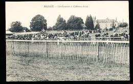 49 BAUGE / Les Courses à Château Coin / - France