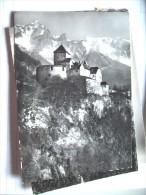 Liechtenstein Vaduz Mit Falknis - Liechtenstein