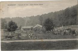 Carte Postale Ancienne De BUGNEMONT - France