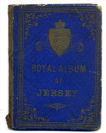 Royal Album Of Jersey - 1850-1899