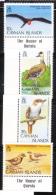 Cayman Islands 1986 Birds Duck Frigate MNH - Kaimaninseln