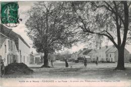 Carte Postale Ancienne De FOISCHES - Other Municipalities
