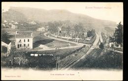 88 SAINT NABORD / Vue Générale, La Gare / - Saint Nabord