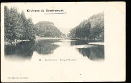 88 SAINT NABORD / Etang De Huchère / - Saint Nabord