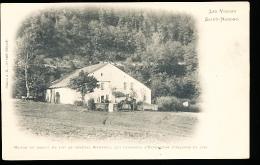 88 SAINT NABORD / Maison Où Naquit Le Général Humbert / - Saint Nabord