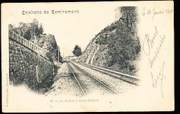 88 SAINT NABORD / La Station / - Saint Nabord