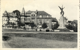 Ukkel Uccle - Le Monument Square De Wolvendael - Uccle - Ukkel