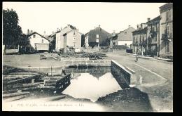 88 VAL D'AJOL / Place De La Mairie / - Autres Communes
