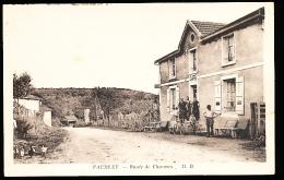 88 VAUBEXY / Route De Charmes / - France