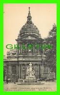 PARIS (75) - LA SORBONNE, CONSTRUITE PAR RICHELIEU EN 1635 - A. LECONTE - DOS VERT - - Other Monuments