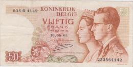 BELGIQUE - 20 Francs Du 16 05 1966 - Pick 159 - [ 2] 1831-... : Belgian Kingdom