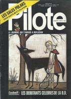 PILOTE  N° 692  -  Déssin:  BUFFET  -    1973 - Pilote