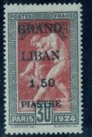 1924.   GRAND LIBAN    (Syrie)    Lot  N° 7C .  2013 - Unused Stamps