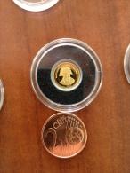 Congo 2007 France Napoleon Bonaparte   1500 Francs Or Gold 0.999 Poid 0g50 - Congo (République Démocratique 1998)