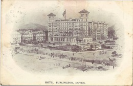 DOVER DOUVRES HOTEL BURLINGTON - Dover