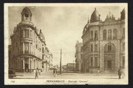 PERNAMBUCO (Brazil) - Avenida Central - Recife