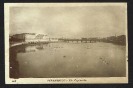 PERNAMBUCO (Brazil) - Rio Capiberibe - Recife