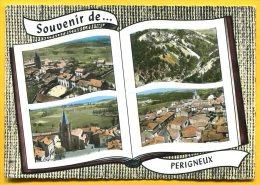 42. PERIGNEUX - Vue Générale . Les Carrières. L'église. Ed. SOFER. R - Otros Municipios