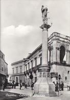 Italie - Copertino - Piazza Colonna San Sebastiano - Lecce