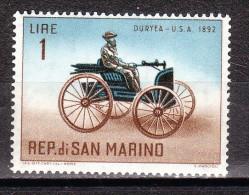 SAINT-MARIN - Timbre N°527 Neuf - San Marino