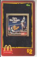 "USA - McDonald""s(40/50), Sprint Promotion Prepaid Card, Tirage 6100, 05/96, Mint - United States"
