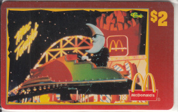 "USA - McDonald""s(38/50), Sprint Promotion Prepaid Card, Tirage 6100, 05/96, Mint"